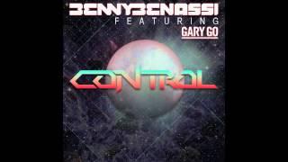 Benny Benassi ft. Gary Go - Control (Cover Art)
