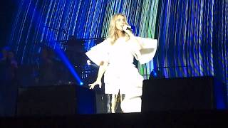 Celine Dion - The Colour Of My Love (Live in London)
