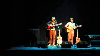 The Passenger--Kings of Convenience (Live)