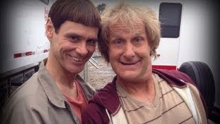Jim Carrey & Jeff Daniels Talk 'Dumb and Dumber To'