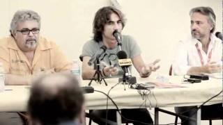 Ligabue su Vasco dalla conferenza stampa del 16 luglio