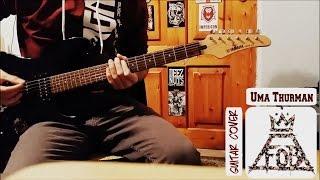Fall Out Boy - Uma Thurman (Guitar Cover)