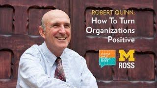 Positive Organizations