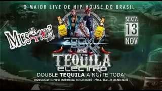"""ZOOM BOXX, """"""""O maior live de Hip House do Brasil"""""""""""