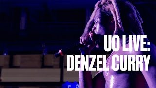 "Denzel Curry ""Ultimate"" – UO Live"