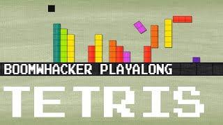 Tetris 1 - Boomwhackers