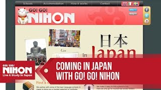 The Process of Coming to Japan with Go! Go! Nihon
