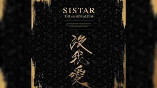 SISTAR - Haebollae (해볼래) (Official Audio)