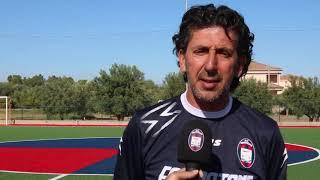 FC CROTONE: INTERVISTA AL TECNICO DELLA PRIMAVERA CICCIO LOMONACO