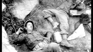 Korean War footage 1951