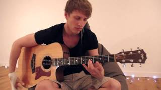 Tobias Rauscher - New Percussive Fingerstyle Riff