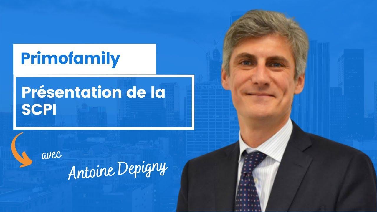 Primofamily : présentation par Antoine Depigny