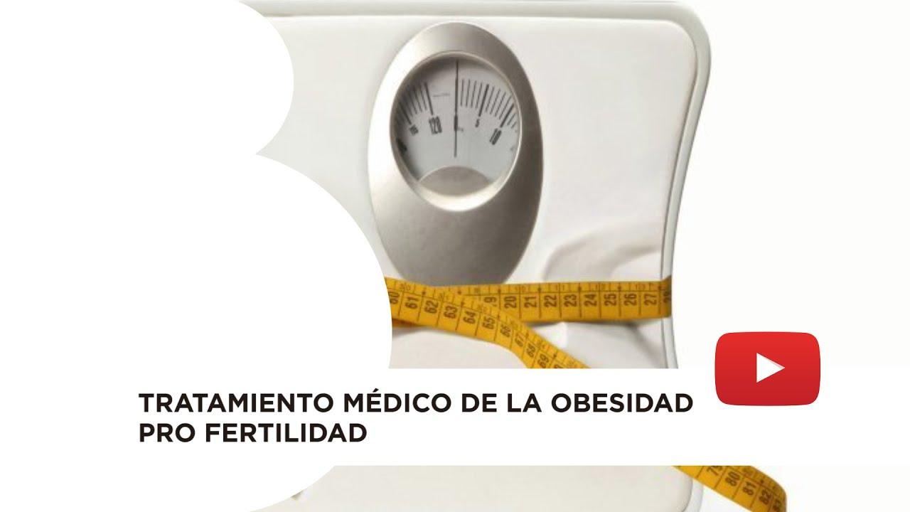 Tratamiento médico de la obesidad pro fertilidad