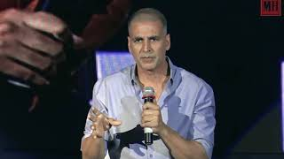 Akshay Kumar Shares Fitness Secrets