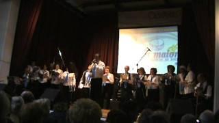 """Banda Maior - Alô Marilú (Ao vivo) """"Hello Mary Lou"""""""