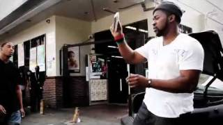 "The HoodStarz Feat. David Banner ""Laughing"" Music Video"