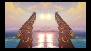 OVERWATCH (GUN SYNC) Victorious Panic! at the disco (cover music video)