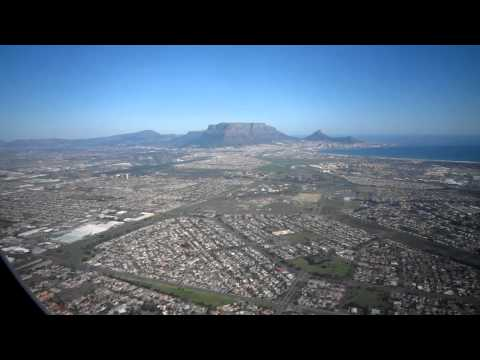 Turkish Airlines A330-300 Landing Cape Town South Africa #4