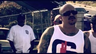 CHINGA TU MADRE (OFFICIAL HD VIDEO) - ESE PLAYBOY FT. DANNY BOY - BLUE RAG SOLDIERS (THA MIXTAPE)