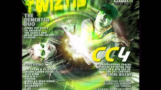 Twiztid - Cryptic Collection 4 [Track 17] Moonlight