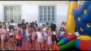 Escola Carrossel realiza festa de encerramento do ano letivo 2016 Pt. 2