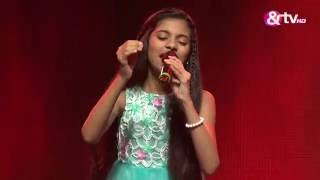 Saanvi Shetty - Jiya Jale - Liveshows - Episode 24 - The Voice India Kids width=