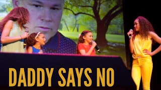 Haschak Sisters - Daddy Says No (Boston 2016)