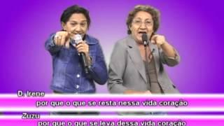 ZUZU CANTA - BATE CORAÇÃO - PART. D. IRENE (Homenagem a Luiz Gonzaga?)