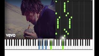 Birdie - León Larregui PIANO TUTORIAL