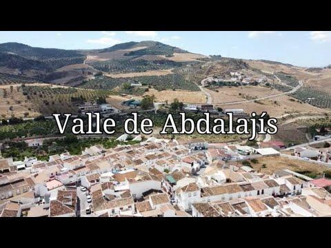 Video presentación Valle de Abdalajís