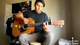 I Never Loved Before I found You (Cover) - Front Porch Step