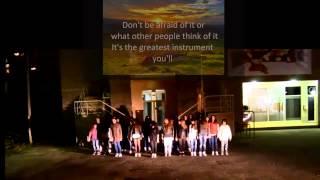 Baz Luhrmann - Everybody's Free To Wear Sunscreen( dance choreo)