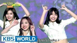TWICE (트와이스) - SIGNAL [Music Bank COMEBACK / 2017.05.19]