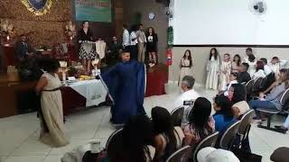 Grupo De Gesto Leão Da Tribo De Judá !! 💙