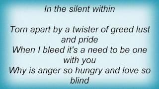 Steve Vai - Silent Within Lyrics