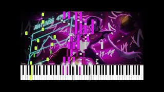 Undertale // Death By Glamour // Duet Piano OST 68