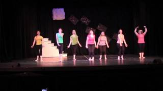 """Clouds"" by Zach Sobiech - dance routine by The Stage Dance Studio"