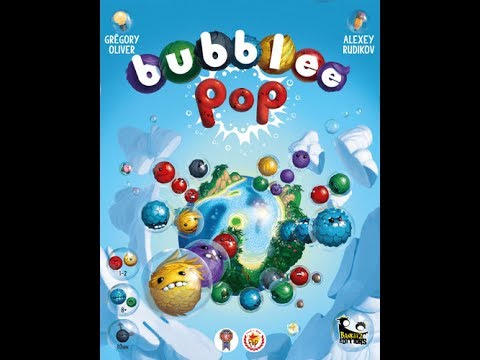 Reseña Bubblee Pop