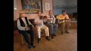 Mary McNamara, Tony Linnan, Andrew McNamara & Brendan Hearty - set of reels