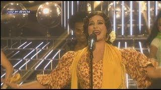Tu cara me suena - Sylvia Pantoja imita a Estrellita Castro