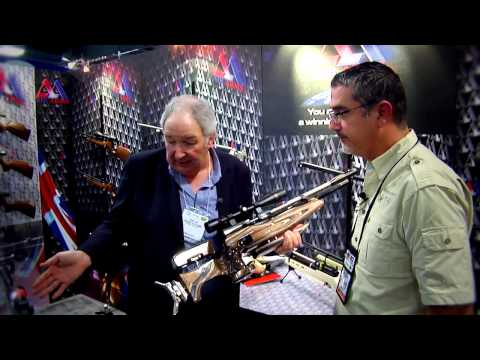 Video: Shot Show 2014 - Airgun Reporter Episode #1 - Air Arms FTP900 | Pyramyd Air