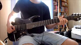 Eiffel 65 - Blue (guitar cover)