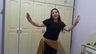 Coreografia Som  da Alegria de Aline Barros