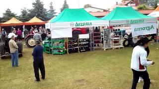 II nadmorski zlot zabytkowych ciągników Mielno Łazy 2015