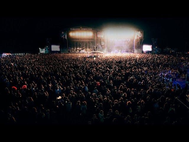Aftermovie oficial del Primavera Festival 2017