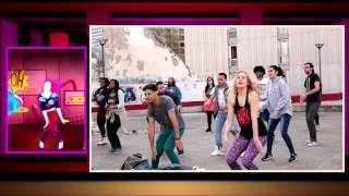 Oh No! - Marina and The Diamonds - Just Dance Unlimited (Flashmob Paris)