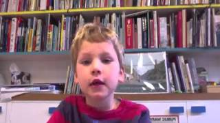 The Duck by Ogden Nash recited by Cecil aged 7