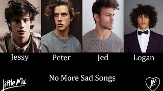 No More Sad Songs - Little Mix (Male Version)