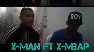X man ft X mbap   ZHAR  Official Vidio Clip