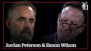 Jordan Peterson interviewed by NZ Herald journalist Simon Wilson | nzherald.co.nz